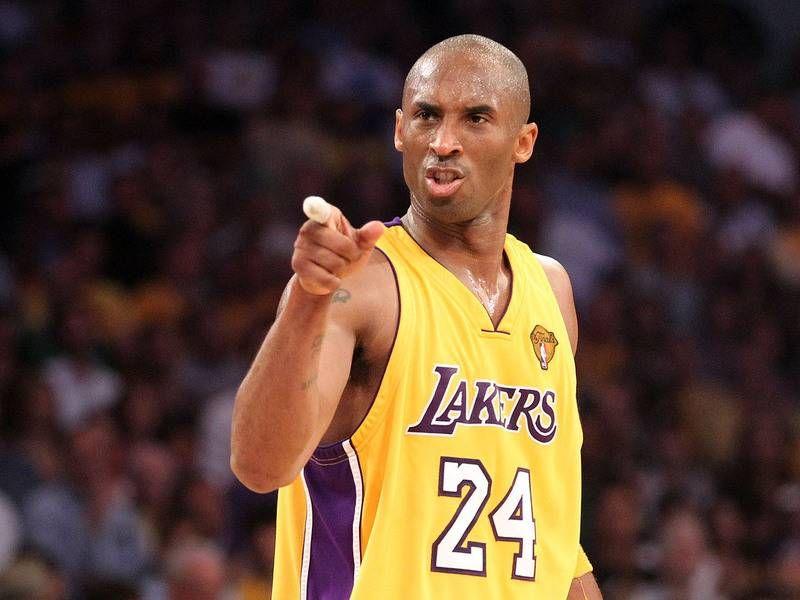 Die 24 besten Kobe Bryant Rap Referenzen