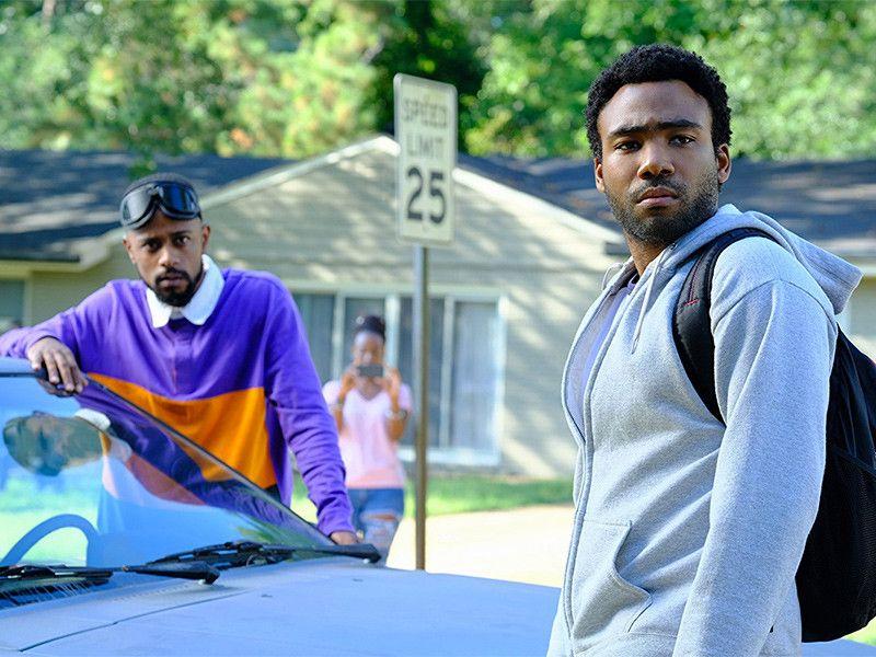 Atlanta Review: Staffel 2, Folge 1 - 'Alligator Man