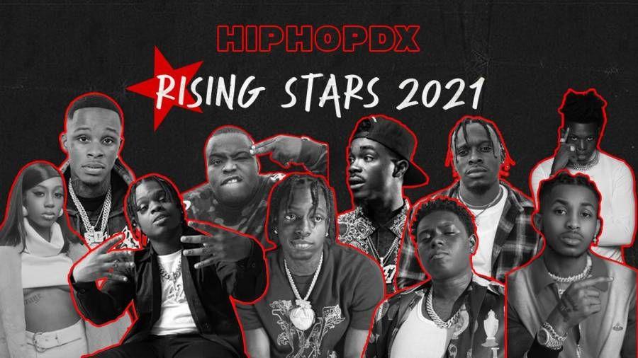 HipHopDXs Rising Stars 2021: 10 neue Rapper gestalten ihr Erbe