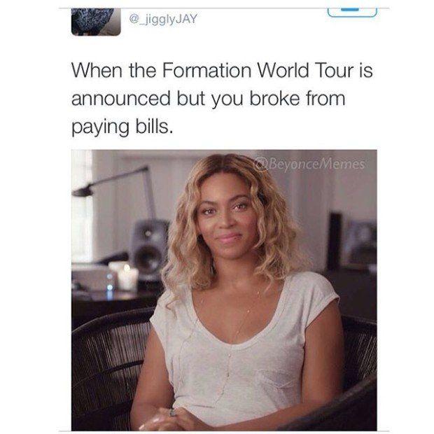 All Eyez On Memes: La limonade de Beyonce ferme les médias sociaux
