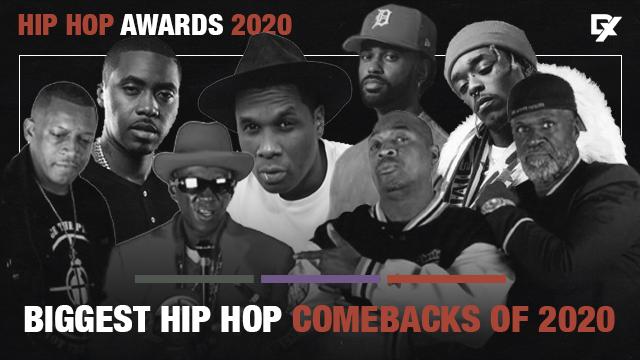 Største hiphop-comebacks i 2020