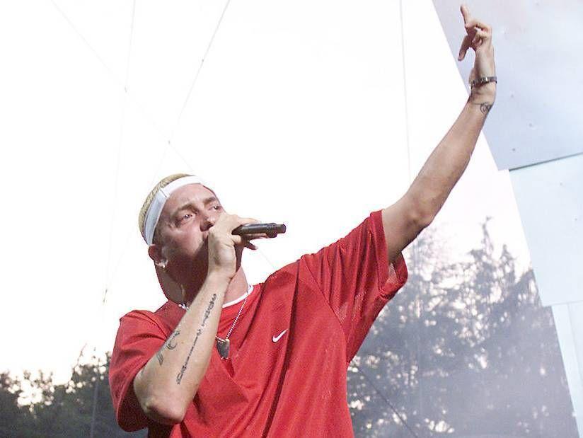 Losin 'It: 7 rappeurs qui Eminem ont disséminé plus d'une fois