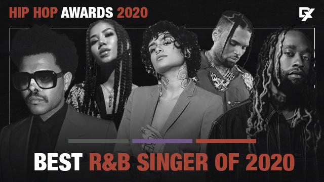 Beste R & B-artister i 2020