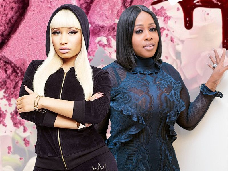 Remy Ma verpasste ihren Moment, als sie Nas '' Ether 'Instrumental für Nicki Minaj Diss auswählte