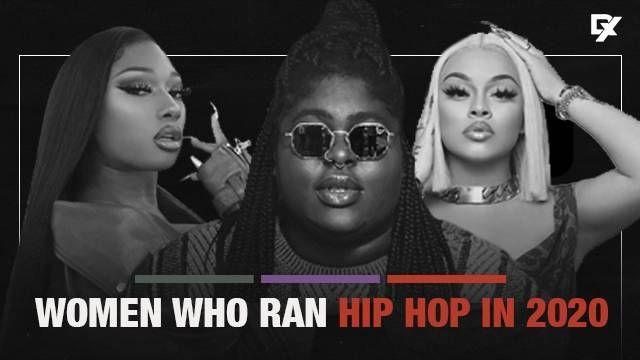 Women Of Hip Hop - Les meilleures rappeuses féminines de 2020