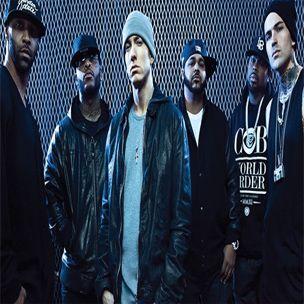 Hören Sie zuerst zu: Reaktionen der Mitarbeiter auf Eminems 'Shady CXVPHER