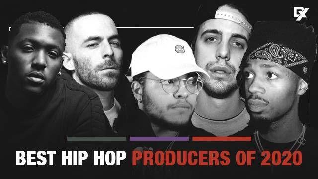 Beste Rap & Hip Hop Produzenten des Jahres 2020