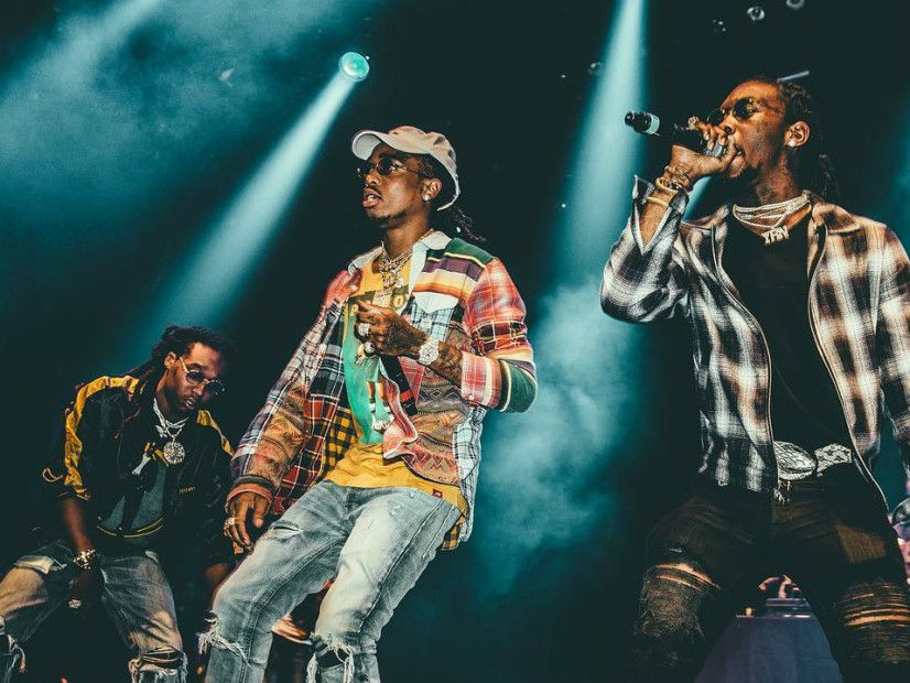 """#FOMOBlog: """"Migos"""" atlieka """"Bad And Boujee"""" su YG, Ty Dolla $ ign, Chance The Rapper, 2 Chainz, Lil Yachty, Nick Young ir kt."""