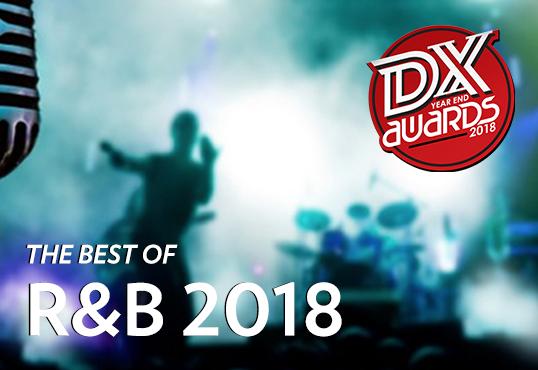 Das beste R & B von 2018