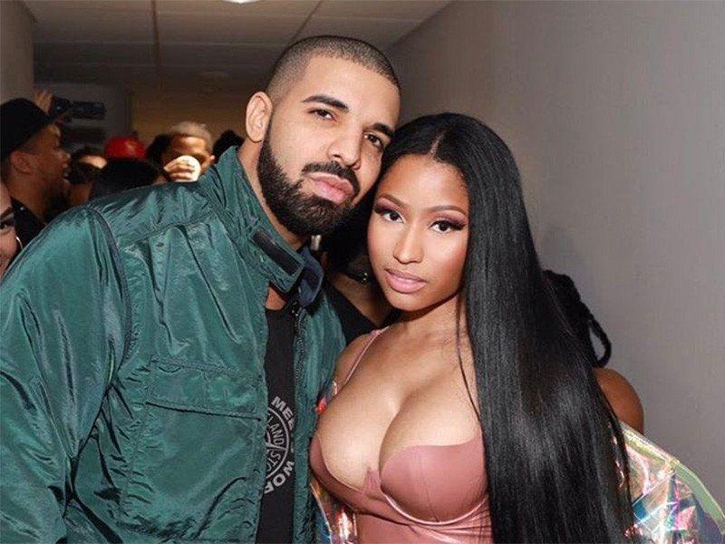 Instagram Flexin ': Drake Nicki Minaj را در پاریس بیرون می آورد