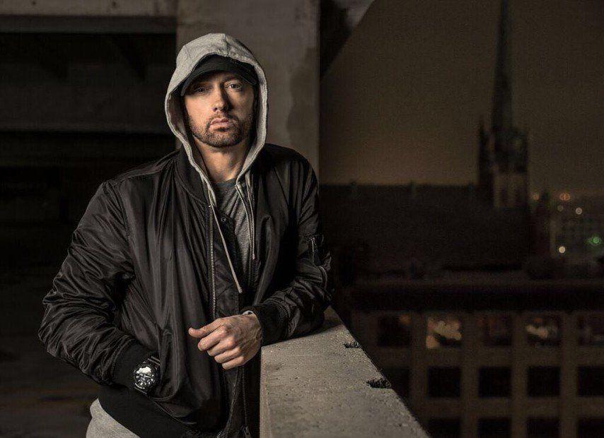 Alle Rapper Eminem ruft nach 'Kamikaze'