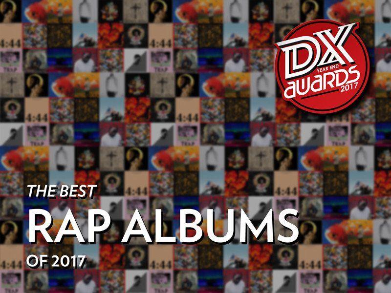 2017-ci ilin ən yaxşı rap albomları