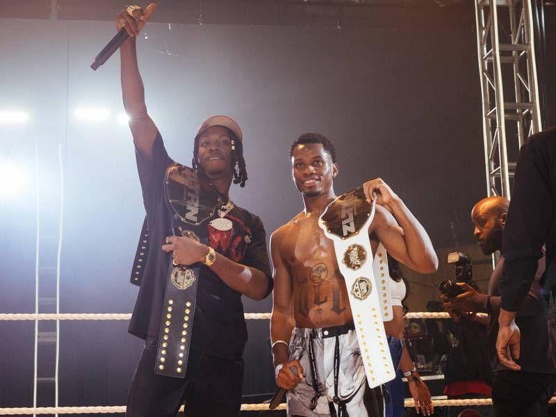 Битка Дензел Цурри-а са Јоеи Бада-ом $$ доказује да је Зелтрон широм света хип-хоп догађај који се мора видети