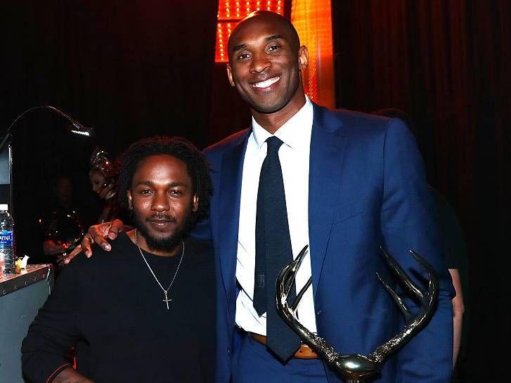 Kobe Bryant drehte sich um Musik, aber Hip Hop war immer in seiner DNA