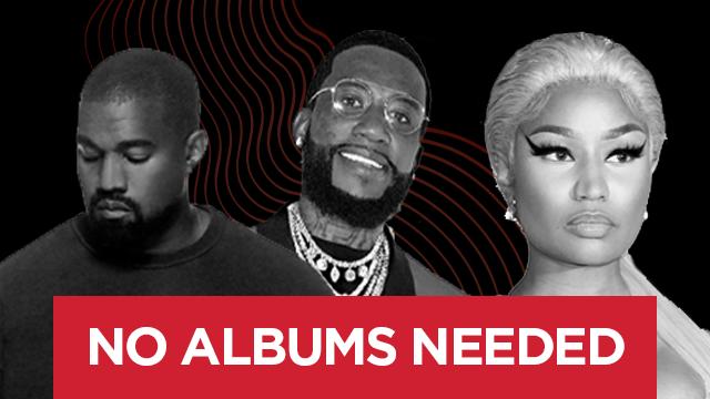 2020'de Albüm Bırakmaması Gereken 10 Rapçi