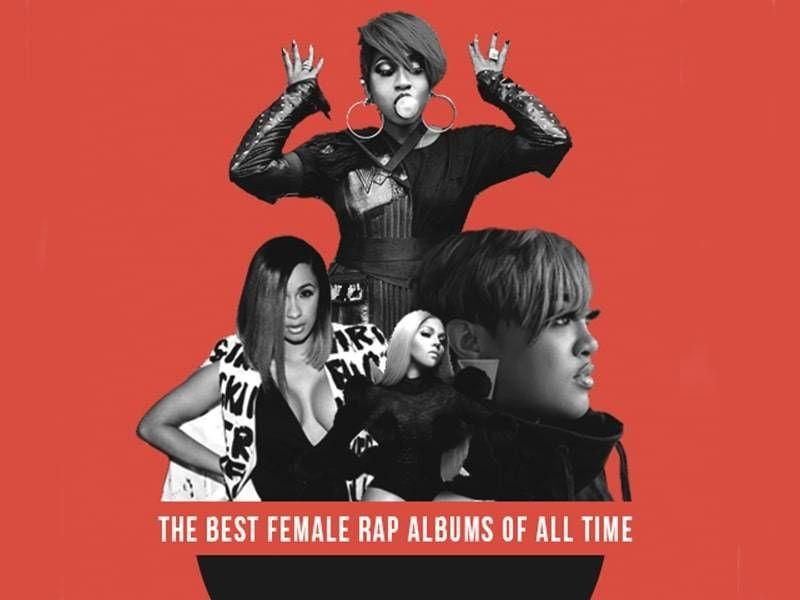 Die 20 besten Rap-Alben aller Zeiten ... von Künstlern, die zufällig Frauen sind