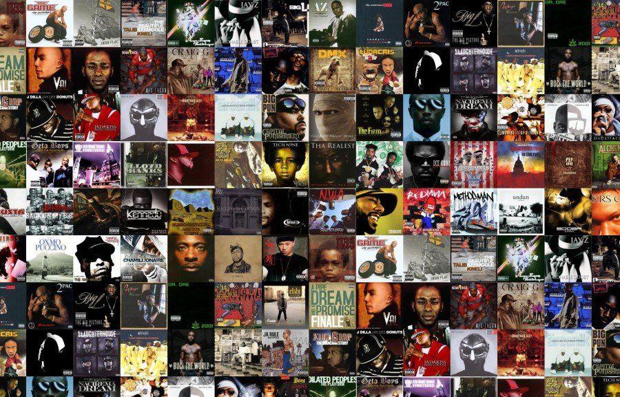 Liste 10 album som gjorde et varig inntrykk på deg som tenåring ...