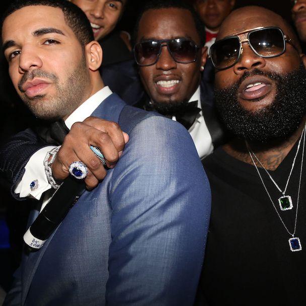Première écoute: réactions du personnel à `` Color Money '' de Rick Ross (Drake, Lil Wayne & Puffy Diss)