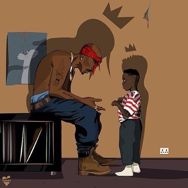 (Im) dødelige menn: Kendrick Lamar, Tupac Shakur, og pimping av sommerfugler