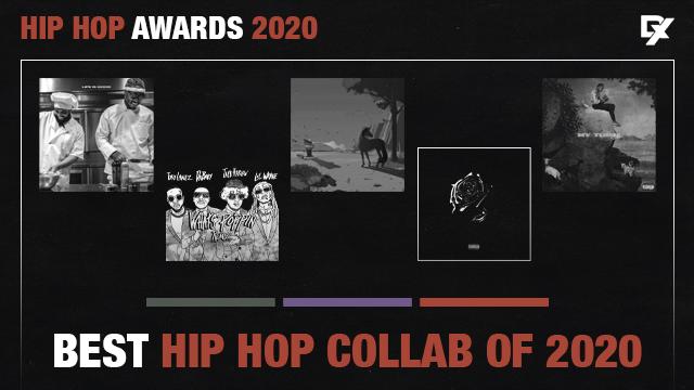 Најбоља хип хоп сарадња 2020