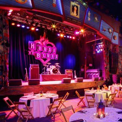 Abschied House of Blues Los Angeles: Heimat historischer Aufführungen von Tupac & Eminem bis Kanye West