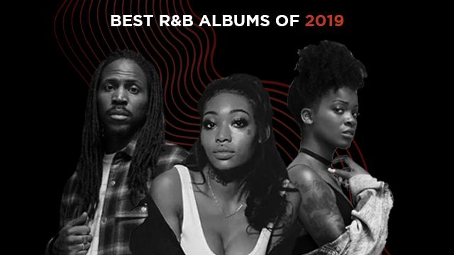 Geriausi 2019 m. R&B albumai