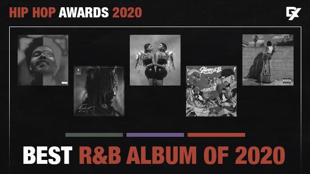 Meilleurs albums R&B de 2020