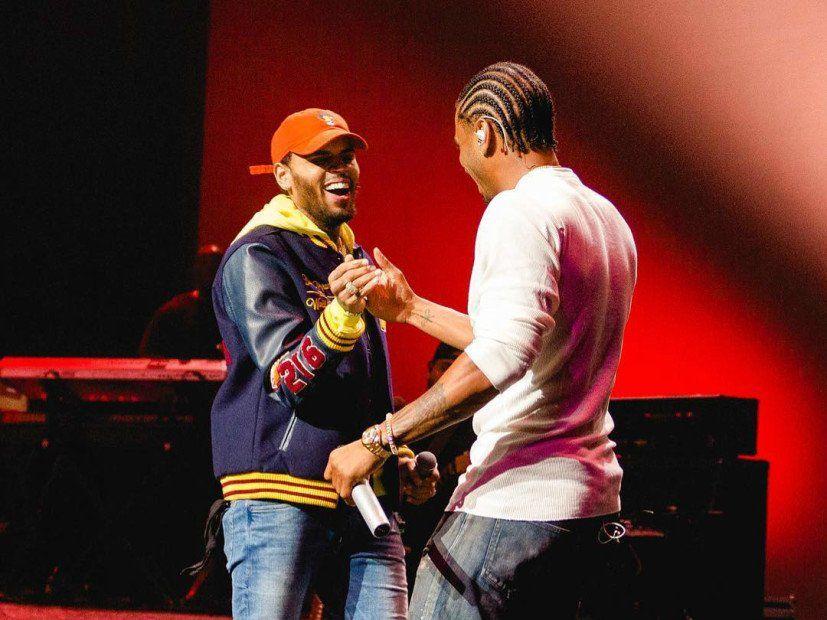 #FOMOBlog: Trey Songz & Chris Brown schließen die Real Big Holiday Show von 92.3; Aminé bringt MadeinTYO & Kehlani auf der ausverkauften Show in L.A.