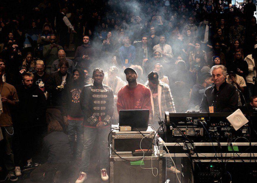 Livet til Pablo er Kanye Wests første sprekk i å lage programvare