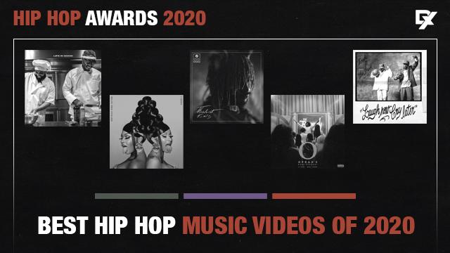 De beste rap- og hiphop-musikkvideoene i 2020