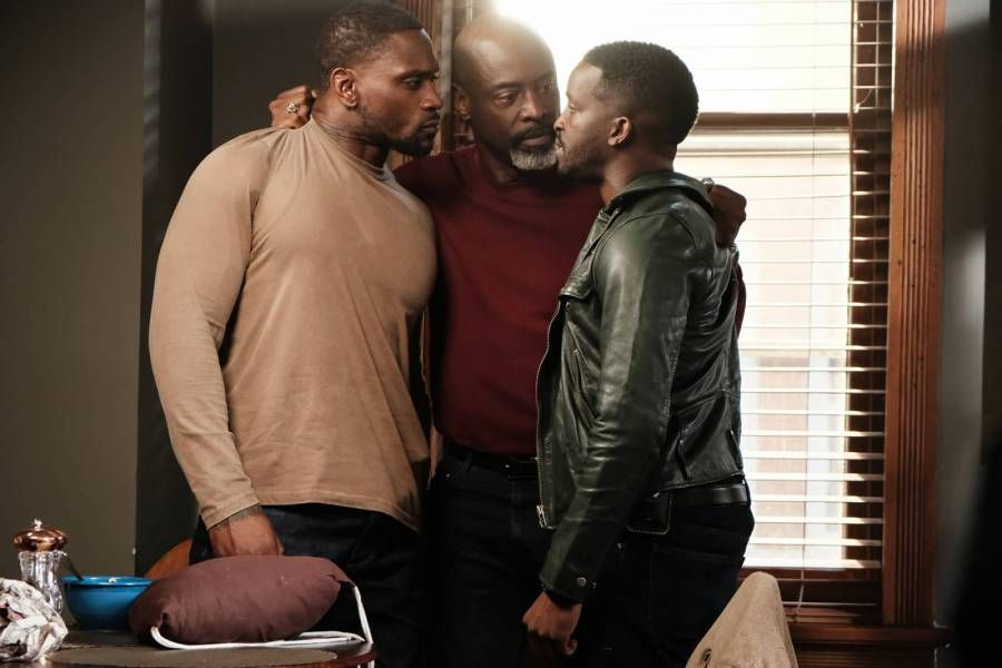 'Tales' Saison 2: Récapitulation des frères de l'épisode 1 avec Isaiah Washington et Kanye West Music