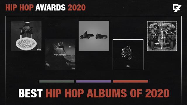 Beste hiphopalbum i 2020