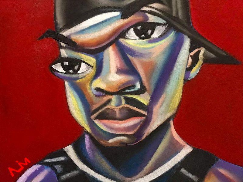 Art Of Rap: 20 schwarze Künstler, inspiriert vom Hip Hop
