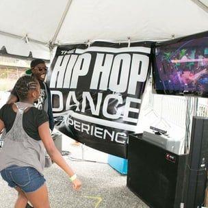 Hip Hop Dance Experience: Hur ett videospel hoppas fånga Hip Hop's Love of Dance