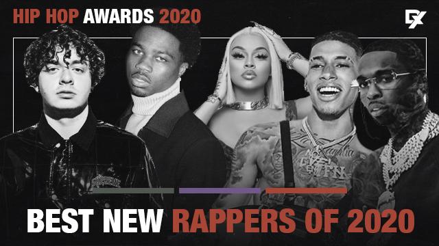 Најбољи нови репери 2020. - новајлије године