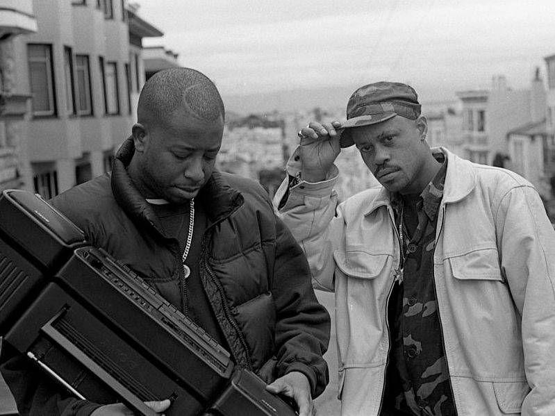 Die 12 größten Gastverse über Gang Starrs Lieder