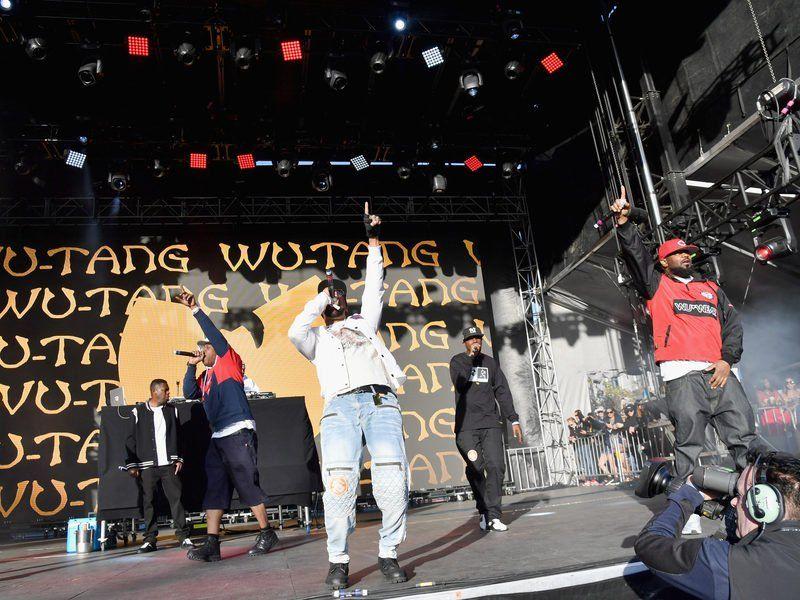 9 klassische Bars aus dem Wu-Tang-Clan 'Enter The Wu-Tang (36 Chambers)