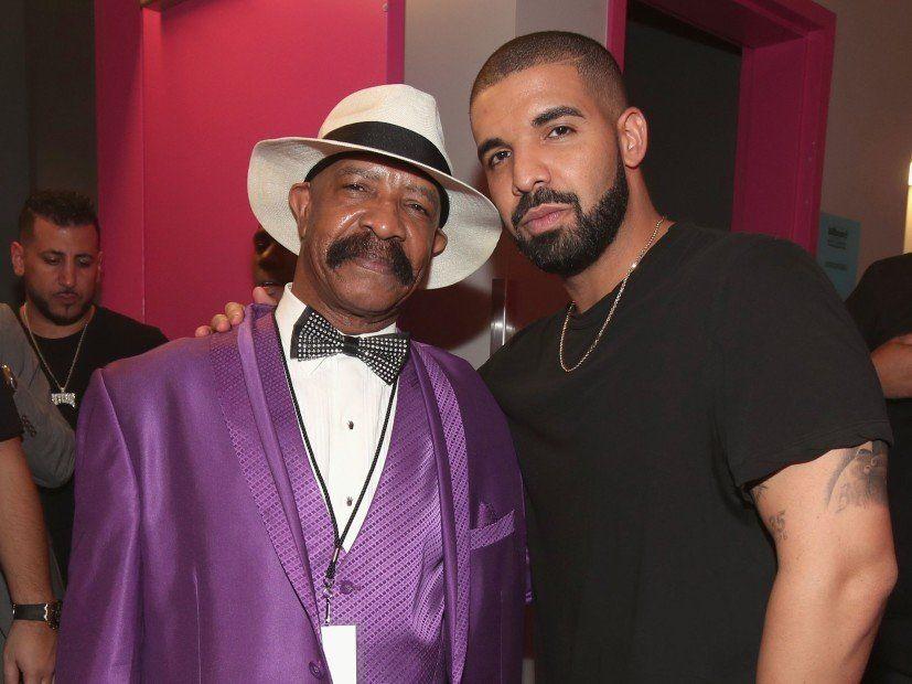 Instagram Flexin: Geburtstag von Drakes Vater