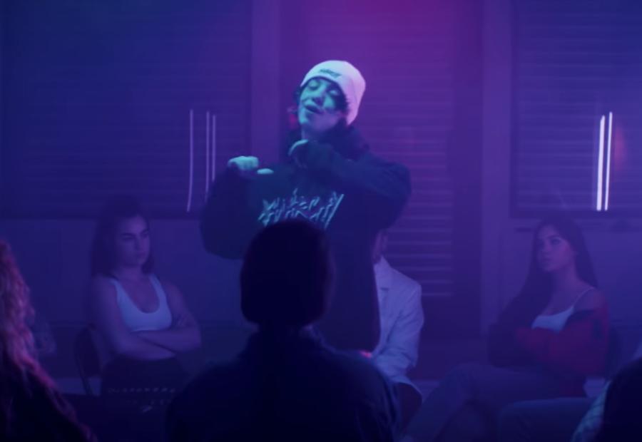 Lil Xans 'The Man' -Video ist ein Scheiß auf psychische Erkrankungen und Gruppentherapie
