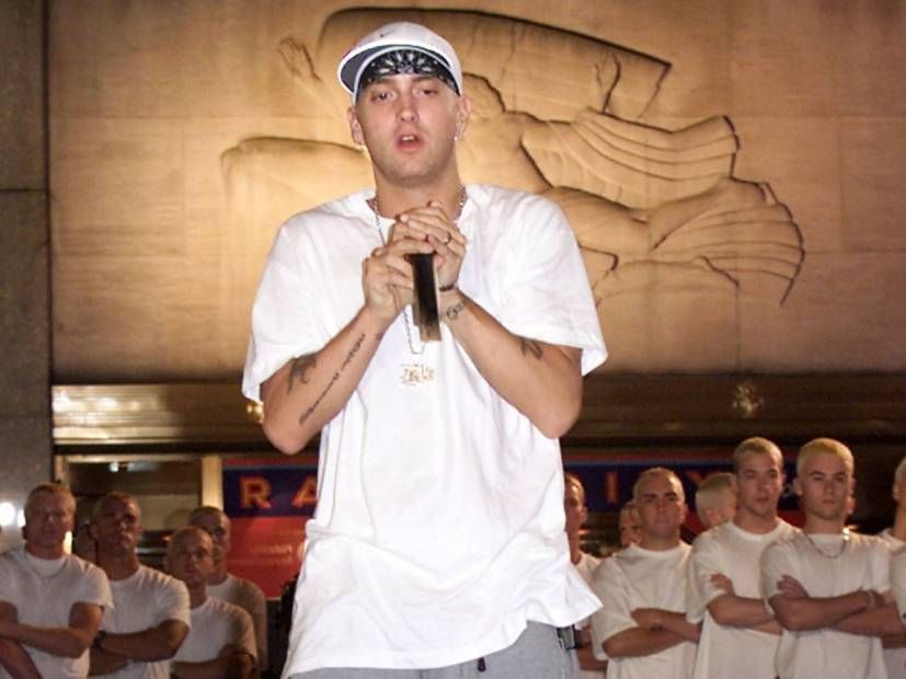 """5 staðreyndir um """"The Marshall Mathers LP,"""" Eminem's Cultural Peak"""