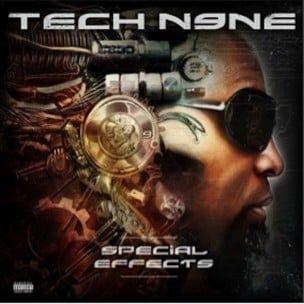 """Pirmasis klausymas: mes nusprendžiame, kas geriausiai pasirodė """"Tech N9ne"""" laidoje """"Speedom (WWC2)"""", kuriame dalyvavo Eminemas ir Krizzas Kaliko"""