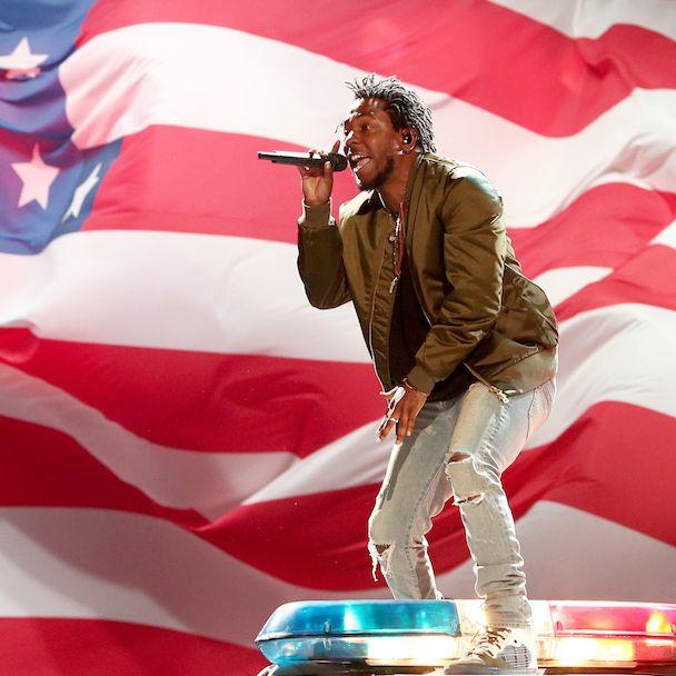 Gros, gros, album américain de Kendrick Lamar