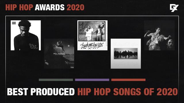 שירי ההיפ הופ המופקים הטובים ביותר לשנת 2020