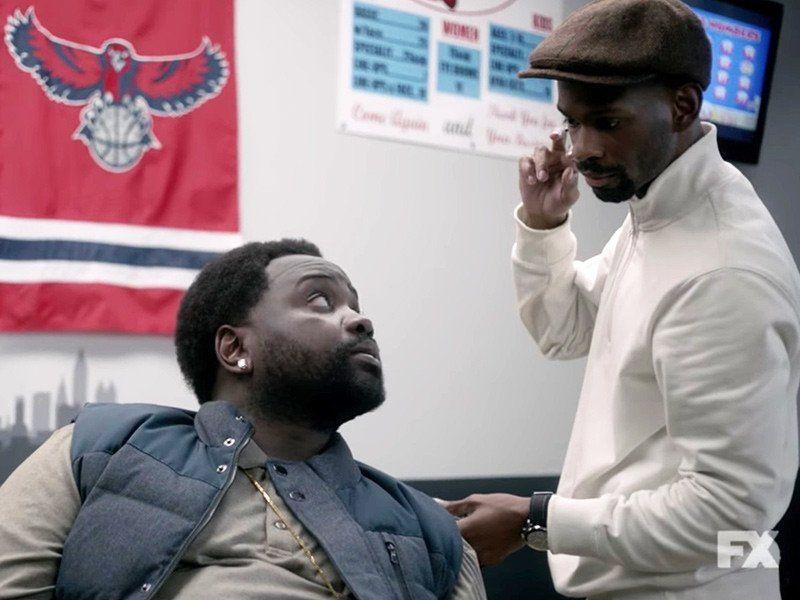 Atlanta Review: 2. þáttaröð, 5. þáttur - 'Barbershop