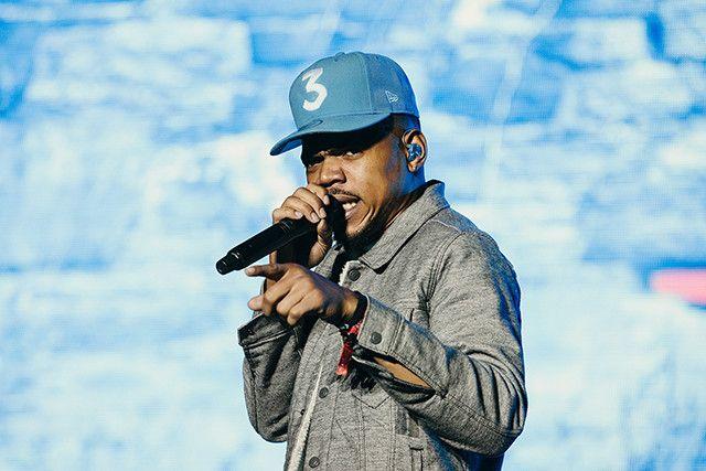 Tweets schaut zu: Chance Der Rapper enthüllt seine 30 Lieblingslieder