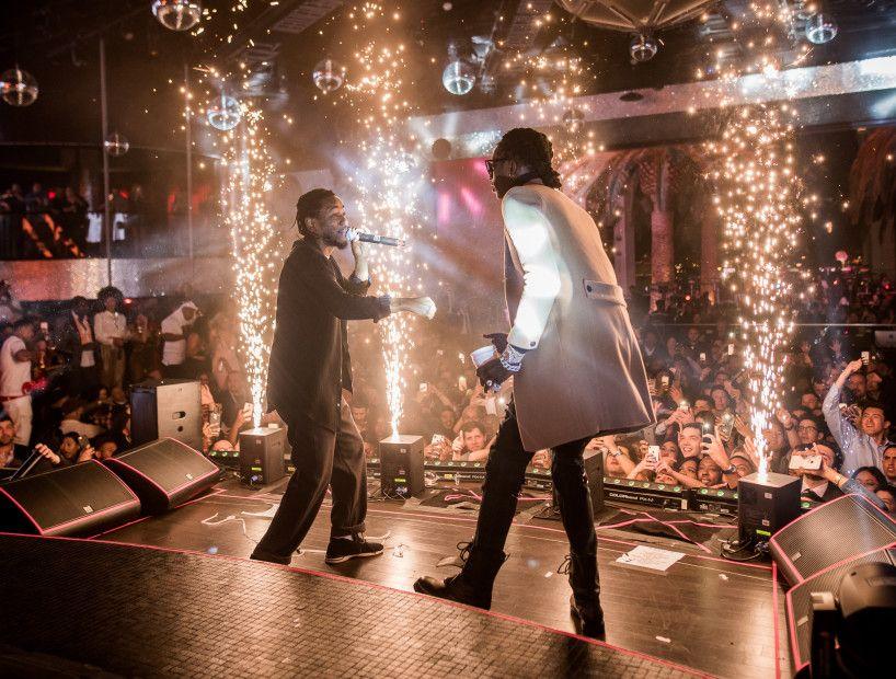 Wie der Las Vegas Club Drai's dazu beiträgt, das Nachtleben der Stadt vom EDM zum Hip Hop zu verändern