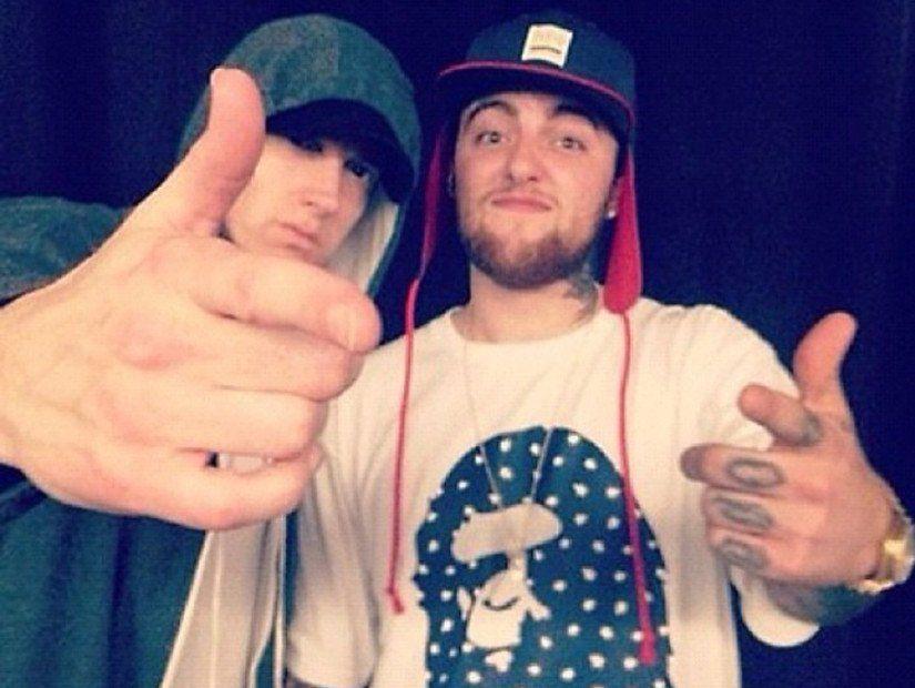 Die wahre Geschichte, wie Mac Miller Eminem traf