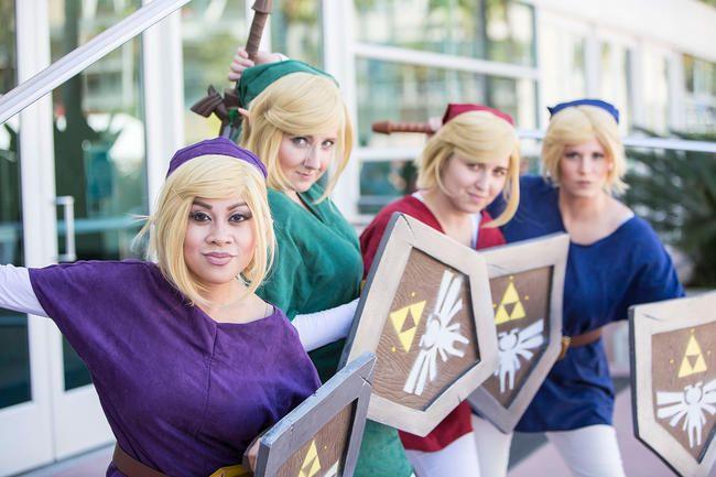 Du kan faktisk spille et Zelda-spill i virkeligheten