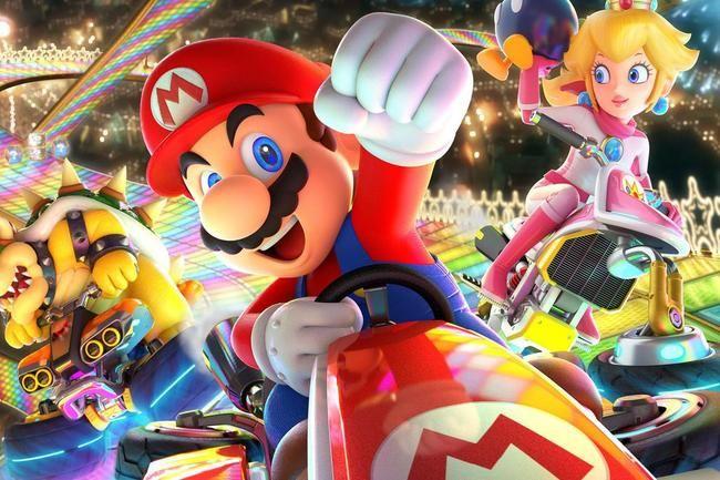Mario Kart kommt auf Smartphones!