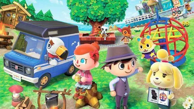 Animal Crossing: Pocket Camp har nettopp lagt til massevis av nye funksjoner